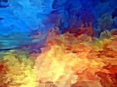 Buy Earth wind and fire, Digital Art by David C Watkins on Artfinder. Discover thousands of other original paintings, prints, sculptures and photography from independent artists.