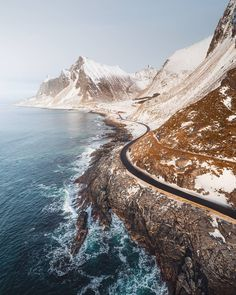 Lofoten Islands (Norway) by Stian Klo cr.️c.