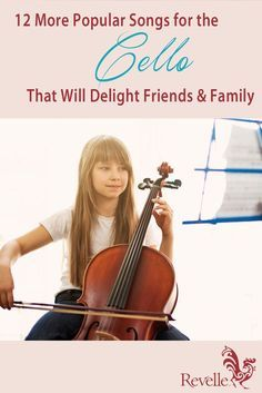 12 More Popular Songs For The Cello That Will Delight Friends And Family http://www.connollymusic.com/stringovation/12-more-popular-songs-for-the-cello-to-delight-friends-and-family /revellestrings/