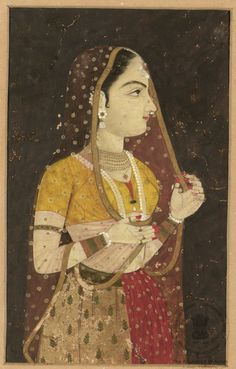 Rani Roopmati, was a Hindu singer, and later Queen of Malwa after her marriage to Sultan Baz Bahadur.
