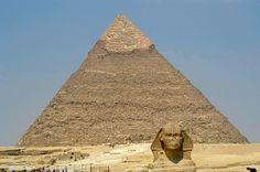 Cheope pyramid and Sphynx. Giza pyramid and the Sphynx, Cairo, Egypt , India Poster, Sitting Room Decor, Pyramids Of Giza, Sphynx, Egyptian, Stock Photos, Building, Cairo Egypt, Peta