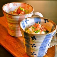 【マグカップでベイクドポテト!】3分で朝ごはん