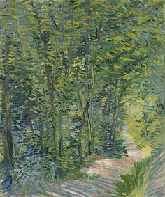 Vincent-van-Gogh-Bospad.jpg (666×800)