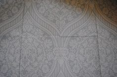 The Enchanted Home: Chapter 1- Paint and wallpaper diaries   Stark's Tracy Andrew, Grand Siecle in buff