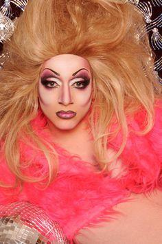 ugly drag queens | london punk burlesque drag queen 2009 disco queen 2010 drag