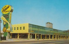 Vernors Bottling Plant - Detroit