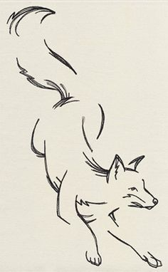 Tattoo Sketches 772859986034531501 - unique Tattoo Trends – The Menagerie – Lunging Fox Drawing, Drawing Sketches, Animal Drawings, Pencil Drawings, Tattoo Drawings, Art Drawings, Unique Drawings, Tattoo Sketches, Art Fox