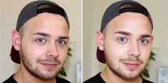 male natural makeup - Google Search Mud Makeup, Beauty Makeup, Hair Beauty, Natural Man, Basic Makeup, School Makeup, Male Grooming, Classic Man, Cosmetology
