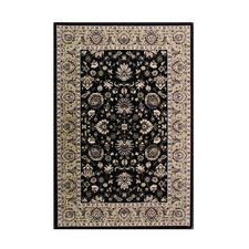 Arabella Black Area Rug