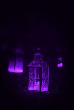 #purple #coolpicture #lanterns #light