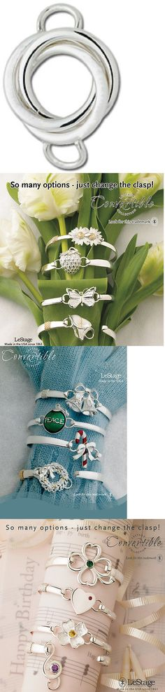 Other Wedding Jewelry 164311: Lestage Convertible Bracelet Clasp - Love Knot -> BUY IT NOW ONLY: $69 on eBay!