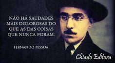 Saudade. Fernando Pessoa