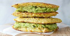 Avocado Grilled Cauliflower Sandwich | TheHeartySoul