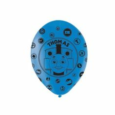 Amscan Thomas Tank Balloon All Over: Amazon.co.uk: Kitchen & Home