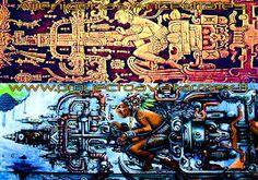 DOCUMENTALES...: Alienigenas Ancestrales - La Conspiracion Maya