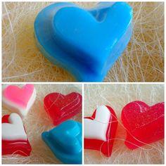 Paquete de 30 Jabones de Corazón por LylaScentsandDecor en Etsy
