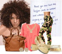 """""""You're gonna miss me by my hair, you're gonna miss me everywhere..."""" by deathbydesigner ❤ liked on Polyvore"""