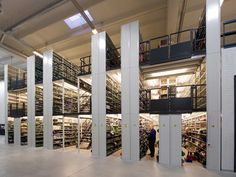 Abazar shelving, you can get the services for supply & installation of metal shelving, steel shelving, warehouse shelving....