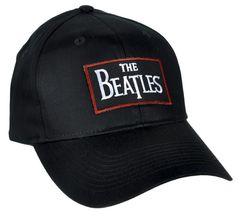 The Beatles Hat Baseball Cap Alternative Clothing Rock n Roll Legends  #deathrock #gothic #rockabilly #horror #anime
