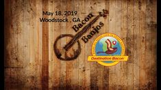 Great music, great food, great arts n crafts - - need I say more? What a fun day in Woodstock, GA celebrating bluegrass and bacon! Part of the proceeds went . Bacon Videos, Woodstock Ga, Banjos, Say More, Great Recipes, Foundation, Safety, Arts And Crafts, Public
