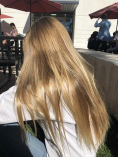 The 74 Hottest Blonde Hair Looks to Copy This Summer, - Cabello Rubio Blonde Hair Looks, Brown Blonde Hair, Beachy Blonde Hair, Black Hair, Sandy Blonde, Pretty Hairstyles, Straight Hairstyles, Funky Hairstyles, Formal Hairstyles
