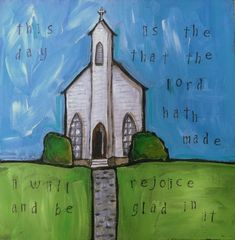 abstract church painting - Google Search