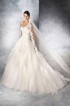 La Sposa Modell Jacy