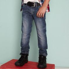 3 Suisses Collection Baby Blugi slim din denim baieti 2 - 14 ani - http://www.outlet-copii.com/outlet-copii/imbracaminte-copii/imbracaminte-baietei/3-suisses-collection-baby-blugi-slim-din-denim-baieti-2-14-ani/ -  			 			 				Rating 3.00 out of 5 					 				 		[?]