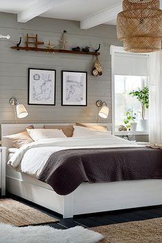Style + affordability = a classic bedroom.