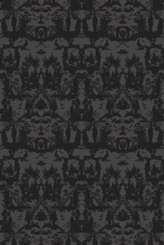 Timorous Beasties Wallpaper