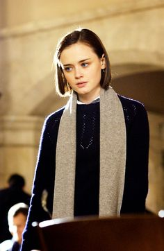 Rory / Alexis Bledel In Gilmore Girls Cabelo Rory Gilmore, Rory Gilmore Hair, Estilo Rory Gilmore, Rory Gilmore Style, Lorelai Gilmore, Pitch Perfect, Perfect Match, Gossip Girl, Gilmore Girls Characters