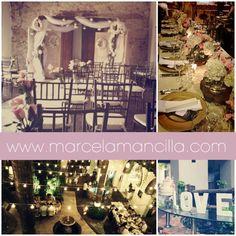 #Boda en #Cartagena por www.marcelamancilla.com Table Decorations, Furniture, Home Decor, Cartagena Colombia, Organizers, Weddings, Decoration Home, Room Decor, Home Furnishings