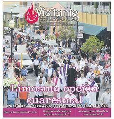 Portada # 14 ( 2 al 8 de abril de 2017) #Prensa #Católica