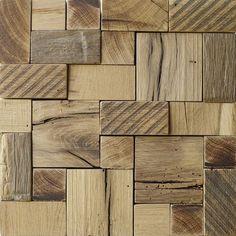 Wood walls revestimiento madera 59 ideas for 2019 Wooden Wall Art, Wooden Walls, Wood Mosaic, Wall Cladding, Wood Texture, Wood Design, Textured Walls, Wood Paneling, Wood Crafts