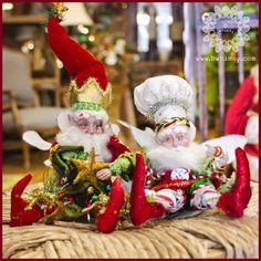 Whimsical Christmas, Christmas Fairy, Christmas Trees, Christmas Gifts, Christmas Decorations, Christmas Ornaments, Holiday Decor, Mark Roberts Elves, Mark Roberts Fairies