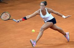 Madison Keys - Rome 2016 - via WTA