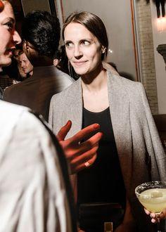 Vanessa Traina Snow-The 2014 CFDA/Vogue Fashion Fund Finalists Cocktail Party – Vogue