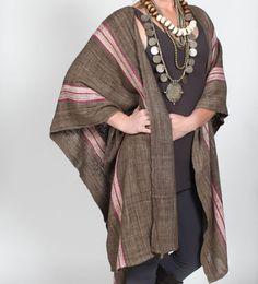 Wild Silk Wrap, The Mama Gie