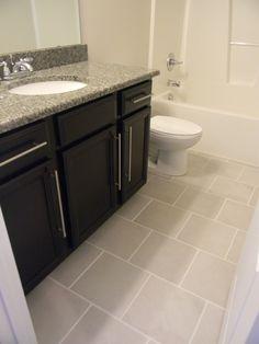 timberlake tahoe maple espresso cabinets new caledonia granite ao bevalo dove ceramic tile