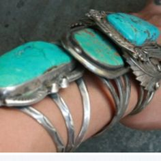Turquoise    I WANT THEM ALL!!!