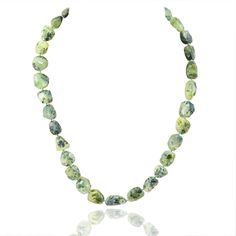Shubham Jewels Phernite Gemstone Necklace for Women. Light Weight. Occasion: Party / Functions. Perfect gift for yourself or your loved ones. Fashionable Necklace. Product colour may slightly vary due to photographic lighting sources or your monitor settings.