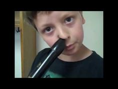 Legendary kid beatboxes while playing the recorder with his nose - http://blog.clairepeetz.com/legendary-kid-beatboxes-while-playing-the-recorder-with-his-nose/