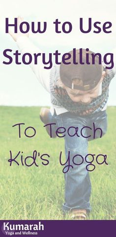 Kids Health - Teaching kids yoga with storytelling is a very effective way to teach them a lot of different poses, hold their attention for longer, and use lots of energy. Learn how best to tell stories to kids and teach them yoga at the same time! Kids Yoga Poses, Yoga For Kids, Exercise For Kids, Yoga Nature, Childrens Yoga, Mindfulness For Kids, Mindfulness Activities, Mindfulness Quotes, Mindfulness Meditation
