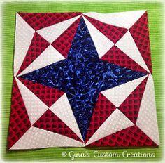 """Spiderweb Star   Spiderweb Star - 12"""" finished quilt block P…   Flickr"""