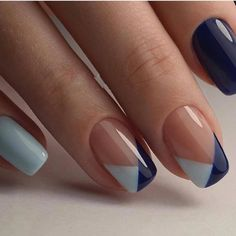 Nails 2018 Blue Trying to pick a fall palette Here s the best eye makeup fo. - - Nails 2018 Blue Trying to pick a fall palette Here s the best eye makeup fo… – Nails 2018 Blue Trying to pick a fall palette Here s the best eye makeup fo… – Simple Nail Art Designs, Fall Nail Designs, Beautiful Nail Designs, Easy Nail Art, Cool Nail Art, Nail Art Blue, Summer French Nails, Summer Nails, Fall Nails