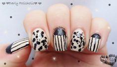 ♥♥♥ Darly Polisholic ♥♥♥: ♥♥ Swatch de Camel de Angela Bresciano + nail art ♥♥
