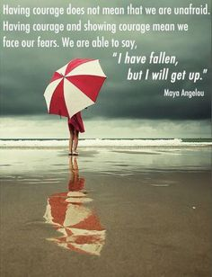 Amazing quote from Maya Angelou.