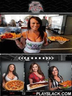 "Iron Thunder Saloon  Android App - playslack.com , At Iron Thunder, We offer a wide variety of delicious dishes for Lunch and Dinner. We have daily food and drink specials and we are known to have the ""Biggest Breasts"" In Town. We offer live music 2 to 3 times a week and when it starts heating up have Bike nights. Come See what everyone is raving about."