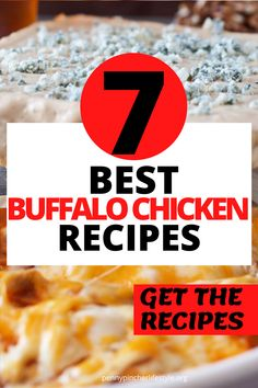 Buffalo Chicken Dip - The Best Ever - These easy buffalo chicken dip recipes tastes incredibly delicious! Makes the perfect appetizer to bring to any cookout, holiday party or family gathering! The best and easiest party appetizers to make any party a success! Easy make-ahead party appetizer recipes to feed a crowd! #dips #diprecipes #buffalochicken #buffalochickendip #appetizers #appetizerrecipes #crockpot #crockpotrecipes #crockpotappetizers #recipes #buffalochickendip #buffalodip… Best Party Appetizers, Best Appetizer Recipes, Cold Appetizers, Dip Recipes, Buffalo Chicken Dip Recipe, Beer Chicken, Chicken Dips, Healthy Chicken Recipes, Carlsbad Cravings