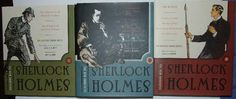 New Annotated Sherlock Holmes, 3 Vols, 1st editions, 1st printings, Conan Doyle in Books, Comics & Magazines, Antiquarian & Collectable | eBay